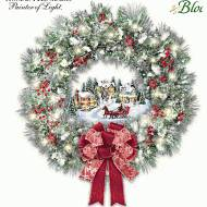 Home for Christmas Wreath, MSRP $169.99