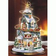 Night Before Christmas Tree, MSRP $199.99 Animated & Narrated Story