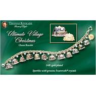 Christmas Village Charm Bracelet, Regular $169.99