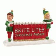 Brite Lites Parade Banner, Retired, MSRP $25